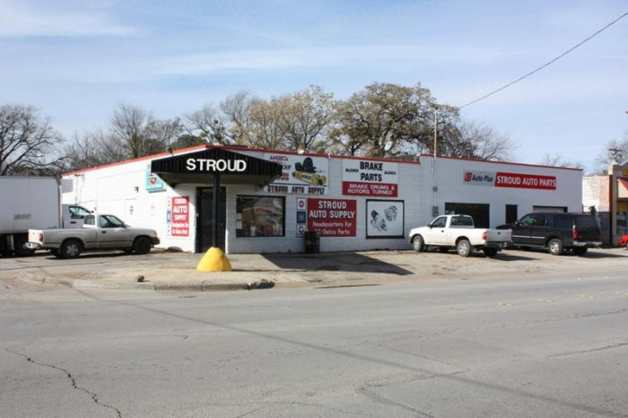 auto parts supplier fort worth
